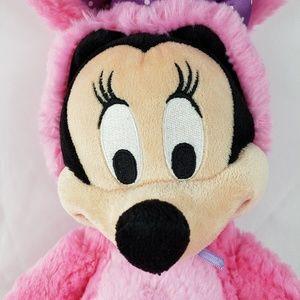 Disney Genuine Original Authentic Pink Minnie Mous